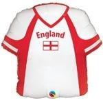 England St. George Shirt Balloon