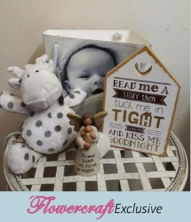 Love at First Sight New Baby Hamper