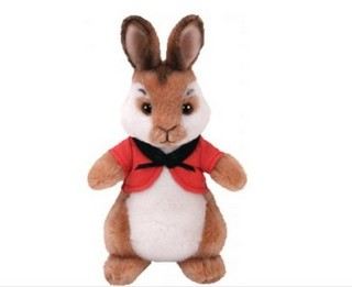 Flopsy Rabbit TY Soft Toy