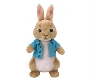 Cottontail TY Soft Toy